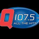 Q107.5 — WHBQ-FM