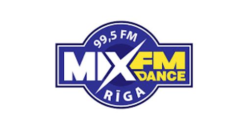 Радио Mix FM Dance (Рига)