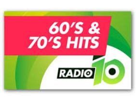 Radio 10 — 60 & 70s Hits (Амстердам)